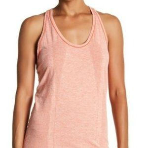 Nux Dahlia Racer Tank Small Pink Tank NEW!